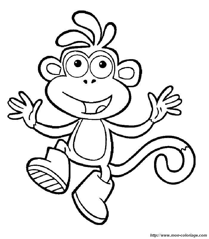 Colorear Dora la exploradora , dibujo 028