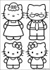 La familia de Hello Kitty
