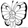 mariposa butterfree