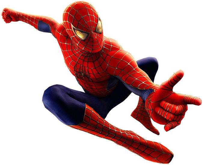 dibujo spiderman: